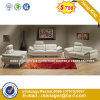New Design Living Room Metal Legs Leather Sofa (HX-8N2236)