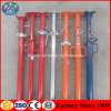 Adjustable Scaffold Steel Post Props Shore with U and Flat Type Top Plate