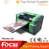 Ecnomical Automatic Flat Printer LED Printer UV Flatbed Printer
