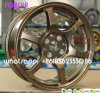 17*7.5inch 4*100 New Alloy Wheel Rim Via Jwl