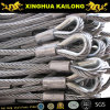 Steel Wire Rope Sling (19*37 nonrotating rope)