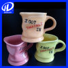 Personalized Daily Use Hand Painted Ceramic Mugs