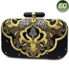Retro Style Women Party Handbag Embroidery Designs Evening Clutch Bag Eb763