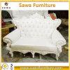 European Style Home Furniture Living Room Leather Sofa