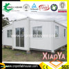 Ce/ISO Certificate Expandable Three in One Prefabricated House