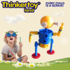 Mini Robot Promotion Gift Plastic Toy
