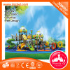 School Outdoor Plastic Playground Toys Kindergarten Slide