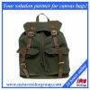 Fashion Trend Outdoor Canvas Travel Shoulder Backpack