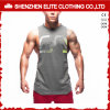 Hot Selling High Quality Fashion Gym Clothing Tank Tops (ELTVI-14)