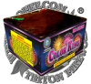 "0.8"" Color King 100 Shots Cake Fireworks"