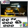LED Rock Light RGB Color Changeable Bluetooth Control Music Flash Offroad LED Rock Light for Cars