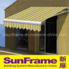 Retractable Awning Made in Aluminum