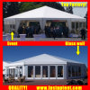 2018 Good Quality Clear Multi Side Tent for Wedding Diameter 6m 30 People Seater Guest