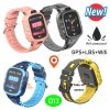 Waterproof GPS Tracker Smart Watch with Real-Time Tracking D13