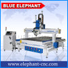 Pneumatic System CNC Multi Head Router, Atc CNC Router with 4 Axis Rotary 1530