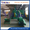 Whole Pelletizing Production Line Wood Pellet Mill Machinery for Fuel to Burn