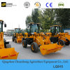 Lq915 1.5t Mini Wheel Loader with Joystick Control