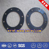 Customized Rubber Flat Slotting Round Seal Gasket (SWCPU-R-G894)