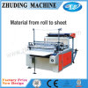 High Speed Fabric Roll to Sheet Cutting Machine