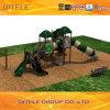 Outdoor Amusement Playground Tunnel Slide