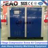 Professional Genaral Industrial Equipment Rotary Screw Air Compressor / 2 Stage Compression Rotary Screw Air Compressor