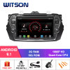 Witson Quad-Core Android 9.1 Car DVD GPS for Suzuki Ciaz/Alivio 2g DDR3 RAM Memory