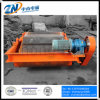 Self-Discharging Electromagnetic Separator for Conveyor Belt