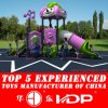 Children Outdoor Kindergarten Slide Playground Exercise Equipment