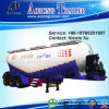 3 Axle 23t Low Density Bulk Cement Tank Semi Truck Trailer (V type) 60m³ (LAT9401GFL)