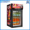 42L Mini Upright Beverage Display Cooler Refrigerator