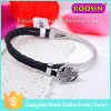 2016 Hot Sale Men's Leather 18k Gold Love Bracelet Jewelry