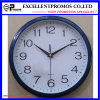 New Style 12inch Logo Printing Round Plastic Wall Clock (EP-Item12)