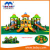 Children Curved Slide Playground Slides