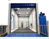 Factory Direct Sales Sandblasting Booth