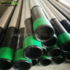 Stainless Steel Prepacked Screens Wire Wrapped Screen on Base Pipe