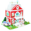 High Quality Wholesale Kids DIY 3D Puzzle House