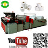 High Speed Auto Rewinding Toilet Tissue Machine Price