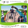 Kaiqi Children′s Plastic Climbing Slide Play Set for Playground (KQ50142B)