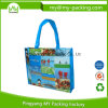 Customized Logo Printing OPP Laminated Non-Woven Tote Bag