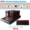 Coaster Paging Service System Queue Management 1 Keypad 25 Pagers
