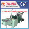 High Quality High Production Nonwoven Fiber Waste Recycling Production Line