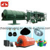 Rubber Recycling Machine Waste Rubber Plastic Tyre Pyrolysis Plant to Fuel Oil