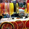 "Bicycle-Sharing TPE TPU TPR Flat Free Tire 20"" 22"" 24"""