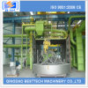 99.99% High Efficiency Rotating Table Shot Blasting Machine