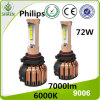 2016 New Design Philips LED Headlight Kit 9006