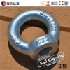 Hot Sale Steel Forged Galvanized DIN582 Lifting Eye Nut