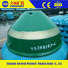 High Manganese Grinding Crusher Parts Bowl Liner
