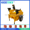 M7mi Soil Clay Mobile Block Machine Iterlocking Brick Machine