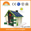 5kw Solar Generator Home Sysem on-Grid Project