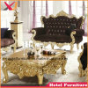 Living Room Wooden Double-Seat Sofa for Banquet/Restaurant/Hotel/Home/Wedding